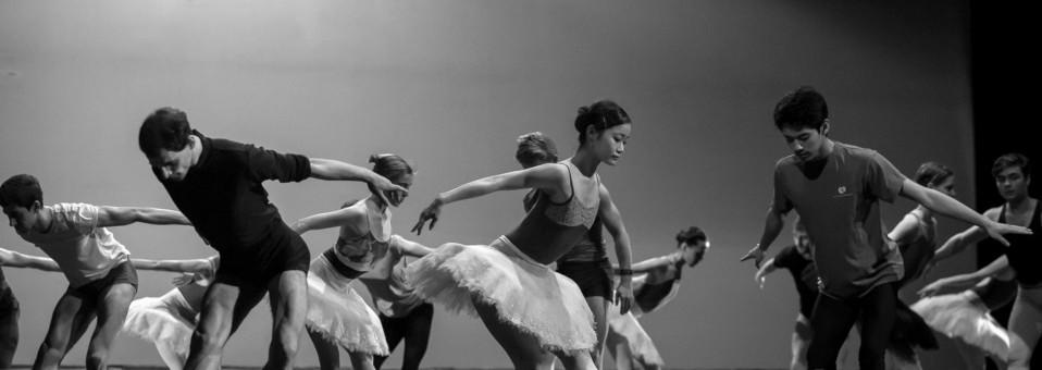 Trei lucrari coregrafice in premiera in Romania
