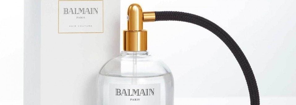 Rasfatul are un nou nume: Balmain Hair Couture