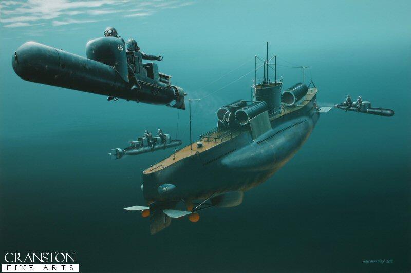 scire-submarine